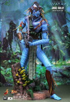 Hot Toys : Avatar - Jake Sully 1/6th scale Collectible Figure