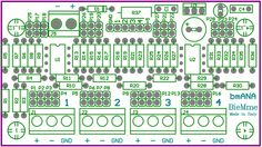 PCB Components Layout of the BmAna: http://www.biemmeitalia.net/bmstore1x/index.php?main_page=product_info&cPath=4&products_id=11