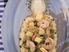Pineapple Fried Rice from CookingChannelTV.com
