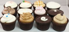 Arleen's Cupcake: Assorted Specialty Dozen These cupcakes can be shipped to your door!! YUM!