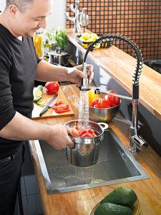 UNIK CZARNE - kuchnie i elementy dostępne w Castoramie