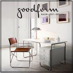 Nichts ist am Arbeitsplatz so wichtig wie die richtige Wohlfühl-Atmosphäre!  Denn egal ob Rechnungen oder Papierkram, am konzentriertesten lässt es sich noch immer mit der passenden Einrichtung arbeiten. Und womit könnte das besser gelingen, als mit unseren geradlinigen, organisierten und vor allen Dingen super modernen Homeoffice-Modellen? Super, Office Desk, Design, Furniture, Home Decor, Modern Home Offices, Office Workspace, Don't Care, Homemade Home Decor