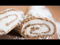Vánoční RAW cukroví: Moje výjimečná kokosová roláda – KOKOSOLÁDA - Love of Raw