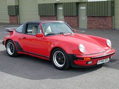 Porsche 911 3.3 Turbo Targa