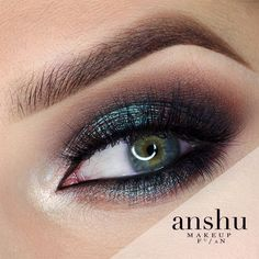 Look created with MANNY MUA palette and the most beautiful eyeshadow on the world – INSOMNIA.