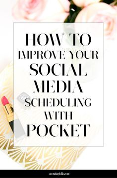 A guest post by Miranda Nahmias Back when I first started to use social media as a tool for my business and strategically schedule out my posts, the whole process was kind of a hot mess. I would randomly do Click to Tweets or re-pin some pretty-looking posts, but I didn't exactly have a strategy. …