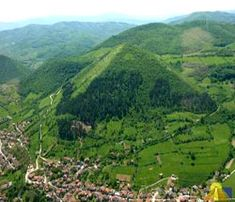 Pyramids of Visocica  Visoka, Bosnia-Herzegovina,