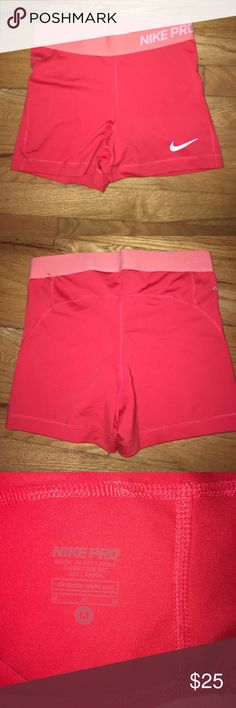 Nike Pro Compression Shorts Medium Excellent used condition, only worn twice. Comes from a smoke free home Nike Shorts