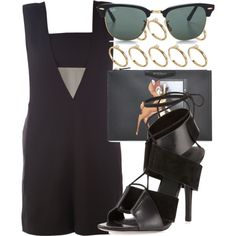 """Untitled #1496"" by oliviaswardrobe on Polyvore"