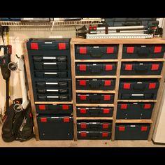18v bosch L-Boxx set with tools