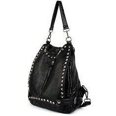 Convertible Backpack Shoulder Bag