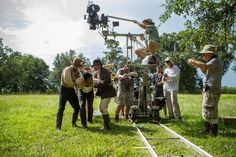 12 years a slave behind the scenes | Behind the Moving Image: The Cinematography of 12 Years a Slave