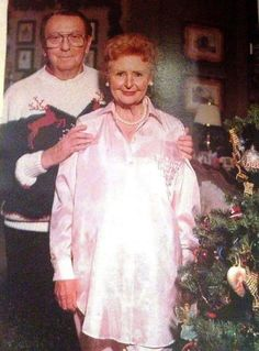 Tom and alice horton.   Days of our lives.   My idols