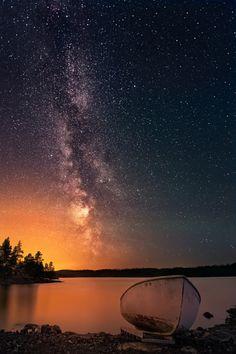 Asleep in the Deep by Ole Henrik Skjelstad