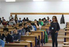 Los hellineros Alejandro García y Javier Peñafiel clasificados para la fase nacional de la Olimpiada matemática