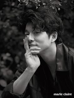 Gong Yoo - Marie Claire Magazine July Issue '16