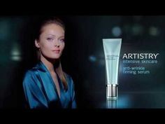 ARTISTRY Intensive Skincare Anti-Wrinkle Firming Serum IMPROVING OUR QUALITY OF LIFE,VISIT US AT: WWW.AMWAY.COM/CONQUEROR