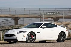 2012 Jaguar XKR-S... Not yo daddy's Jag