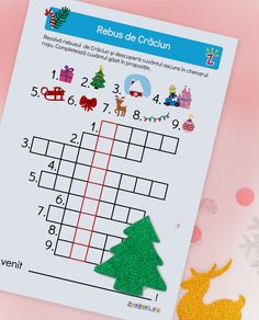 Math For Kids, Worksheets For Kids, Puzzle, Baby Boy, Teacher, Learning, School, Winter, Christmas