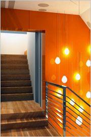 Knalkleur oranje in je interieur | Interieur blog | Pinterest ...