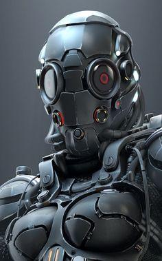 robot design: