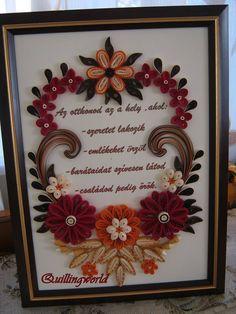 by quillingworld Quilling Ideas, Quilling Cards, Paper Quilling, 8 Martie, Paper Wall Art, Quilling Techniques, Diy Flowers, Amazing Art, Floral Arrangements