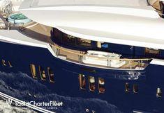SOLANDGE Yacht Charter Price - Lurssen Luxury Yacht Charter