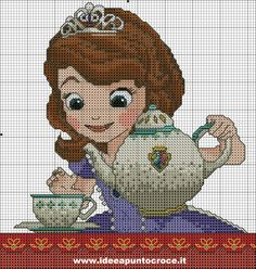 Princess Sofia the first 1 of 2