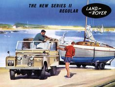 1958 Land-Rover Series 2