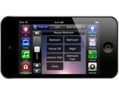 TrueControl App for iPhone® and iPod Touch® Apple home and commercial automation | Savant Systems