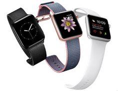 UNIVERSO NOKIA: Apple Watch Series 2 schermo touchscreen quadrato ...