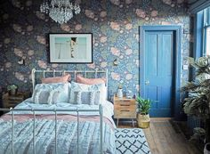 A Riot of Color and Charm in a West Yorkshire Victorian