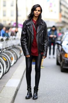 We always expect a good crop of pics in the models off duty arena, but the snaps from Paris Fashion Week blew us away.