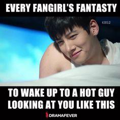 Heck yah thats my fantasy  :)