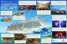Introducing the Norwegian Escape: An Infographic