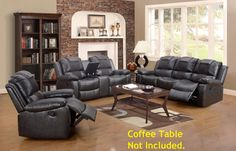 Item specifics    									 			Condition:  												 																	 															  															 															 																New: A brand-new, unused, unopened, undamaged item in its original packaging (where packaging is  																  																		... - https://lastreviews.net/home/furniture/felton-modern-3pc-black-reclining-sofa-set-bonded-leather-living-room-furniture/