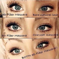Younique's 3D Fiber Lash mascara is amazing!!! Get yours at https://www.youniqueproducts.com/christinalynnkelly