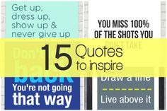15 Inspirational Life Quotes to Make Your Day at This is Alli