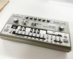 Roland TB-303 Bass Line. A serious piece of musical equipment that helped create acid house.