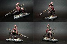 [WHFB:TM] Tiermenschen des Slaanesh - GeOrc - Armeeprojekte: Fantasy-Genre…