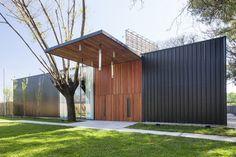 Architects: A3 Luppi · Ugalde · Winter Location: Buenos Aires, Ciudad Autónoma de Buenos Aires, Argentina
