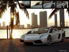Lamborghini Gallardo replacement speculatively rendered