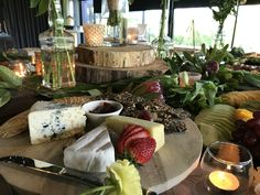 The Tailrace Centre is a modern and fresh venue for both events, conferences and weddings in Launceston. Also home to the Tailrace Cafe and Kids Paradise. Grazing Tables, Cheese, Fresh, Table Decorations, Board, Inspiration, Home Decor, Biblical Inspiration, Decoration Home