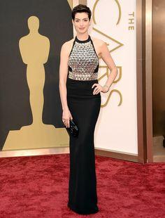 Anne Hathaway: 2014 Oscars