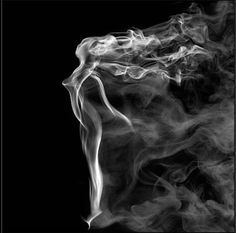 Smoke Art by Mehmet Ozgur. Born in Europe, studied in Asia, Mehmet is now working in Reston, Virginia, USA. Mehmet is an engineer who is fascinated by Smoke Art, Up In Smoke, Smoke Photography, White Photography, Digital Photography, Art Triste, Rauch Fotografie, Example Of Abstract, Foto Art