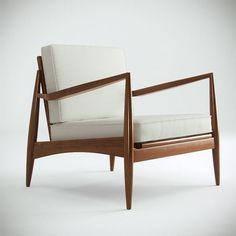 Mid-century Truman chair