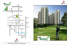 ACE Golf Shire, provides luxury property in Sector 150 Noida Expressway. Check It Out Here: www.acegolfshire.com Call @ +91 8010008899