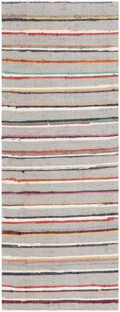 Swedish Rag Rug, Sweden, Mid 20th Century, Nazmiyal collection