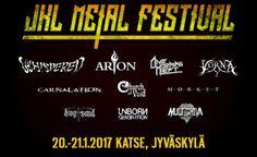 JKL Metal Festival - Katse, Jyväskylä - 20. - 21.1.2017 - Tiketti