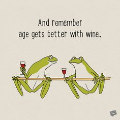 Funny Happy Birthday Images - Happy Birthday Funny - Funny Birthday meme - - And remember age gets better with wine. The post Funny Happy Birthday Images appeared first on Gag Dad. Birthday Wishes For Him, Birthday Quotes For Him, Birthday Wishes Quotes, Happy Birthday Sister, Happy Birthday Greetings, Friend Birthday Quotes Funny, Birthday Sayings, Birthday Cards Images, Funny Happy Birthday Images